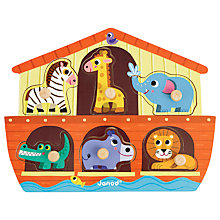 Buy Janod Noah's Ark Puzzle Online at johnlewis.com