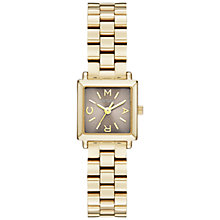 Buy Marc by Marc Jacobs Women's Square Dial Bracelet Strap Online at johnlewis.com