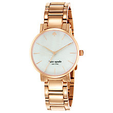 Buy kate spade new york Women's Gramercy Bracelet Strap Watch Online at johnlewis.com