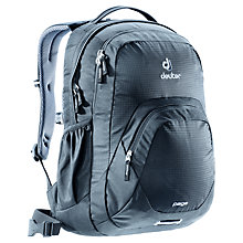 Buy Deuter Page Backpack, Black Online at johnlewis.com