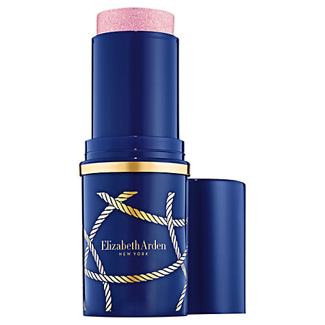 Buy Elizabeth Arden Pure Finish Cool Radiance Highlighter, First Mate Online at johnlewis.com