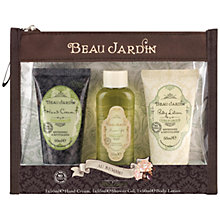 Buy Heathcote & Ivory Beau Jardin Citrus Grove Au Revoir! Bath & Body Gift Set Online at johnlewis.com