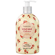 Buy Heathcote & Ivory Mimosa & Pomegranate Cleansing Hand Wash, 500ml Online at johnlewis.com