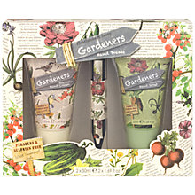 Buy Heathcote & Ivory Gardeners Hand Treats Online at johnlewis.com