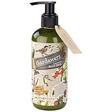 Buy Heathcote & Ivory Gardeners Exfoliating Hand Wash, 300ml Online at johnlewis.com