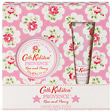 Buy Cath Kidston Provence Rose and Peony Hand Bag Lip Balm Duo Online at johnlewis.com