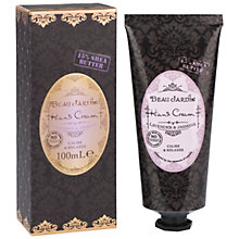 Buy Heatcote & Ivory Beau Jardin Lavender & Jasmin Hand Cream, 100ml Online at johnlewis.com