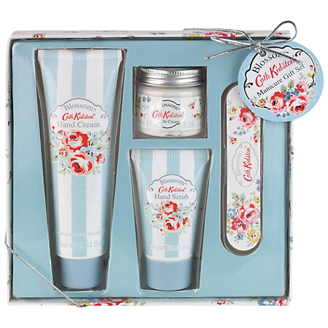 Buy Cath Kidston Blossom Manicure Gift Set Online at johnlewis.com
