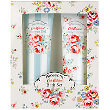 Buy Cath Kidston Blossom Bath Set, Pack of 2 Online at johnlewis.com
