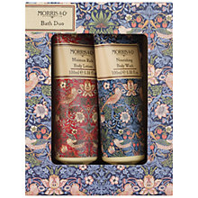 Buy Heathcote & Ivory Morris & Co. Bodycare Duo, 2 x 100ml Online at johnlewis.com