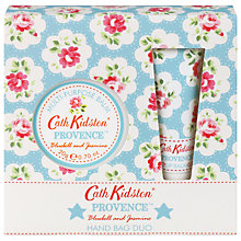 Buy Cath Kidston Provence Bluebell & Jasmine Hand Bag Lip Balm Duo Online at johnlewis.com
