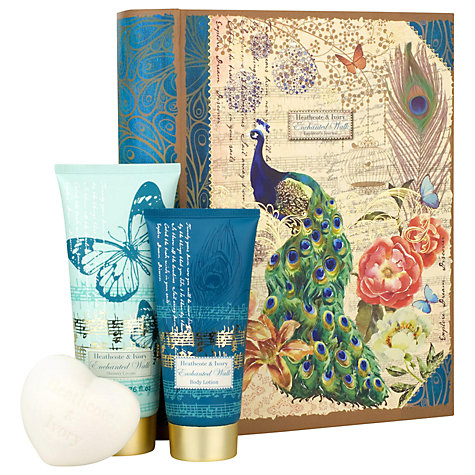 Buy Heathcote & Ivory Enchanted Walk Explorers Journal Treats Set Online at johnlewis.com