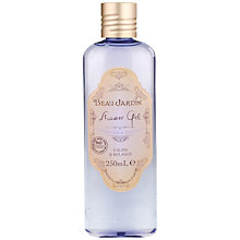 Buy Heathcote & Ivory Beau Jardin Lavender & Jasmine Shower Gel, 250ml Online at johnlewis.com