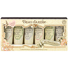 Buy Heathcote & Ivory Beau Jardin Bath & Body Gift Set Online at johnlewis.com