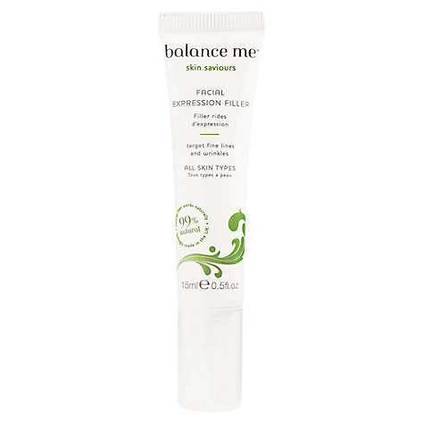 Buy Balance Me Facial Expression Filler, 15ml Online at johnlewis.com