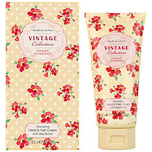 Buy Heathcote & Ivory Mimosa & Pomegranate Nourishing Hand Cream, 150ml Online at johnlewis.com