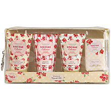 Buy Heathcote & Ivory Mimosa & Pomegranate Weekend Kit Online at johnlewis.com
