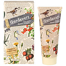 Buy Heathcote & Ivory Gardeners Shea Butter Hand Cream, 100ml Online at johnlewis.com