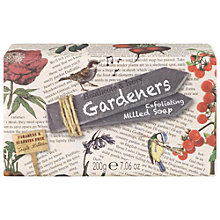 Buy Heathcote & Ivory Gardeners Exfoliating Triple Milled Soap, 200g Online at johnlewis.com