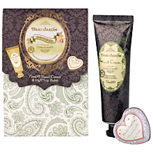 Buy Heathcote & Ivory Beau Jardin Citrus Grove Hand & Lip Gift Set Online at johnlewis.com