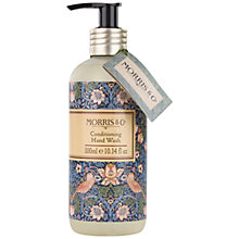 Buy Heathcote & Ivory Morris & Co. Conditioning Hand Wash, 300ml Online at johnlewis.com