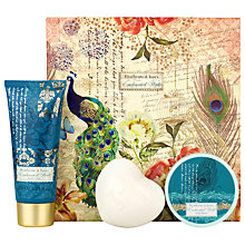 Buy Heathcote & Ivory Enchanted Walk Hand & Body Treats Set Online at johnlewis.com
