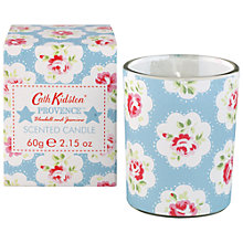 Buy Cath Kidston Provence Bluebell & Jasmine Scented Candle Online at johnlewis.com