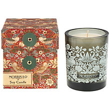 Buy Heathcote & Ivory Morris & Co. Soy Candle Online at johnlewis.com