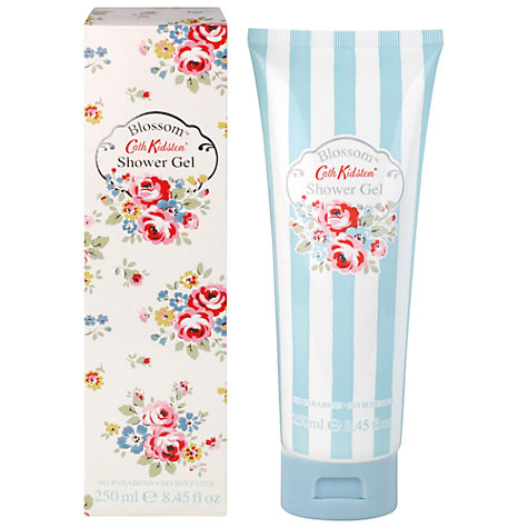 Buy Cath Kidston Blossom Shower Gel, 250ml Online at johnlewis.com