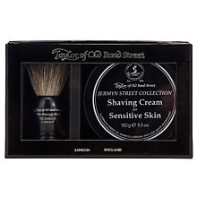 Buy Taylor of Old Bond Street Jermyn Badger Shaving Brush Set Online at johnlewis.com
