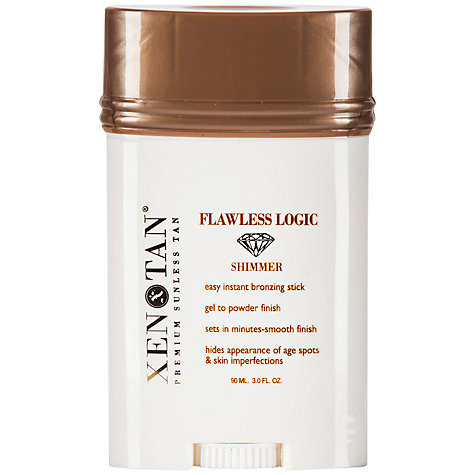Buy Xen-Tan Flawless Logic Shimmer Instant Bronzing Stick, 236ml Online at johnlewis.com