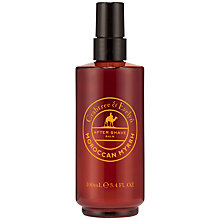 Buy Crabtree & Evelyn Moroccan Myrrh After Shave Balm, 100ml Online at johnlewis.com