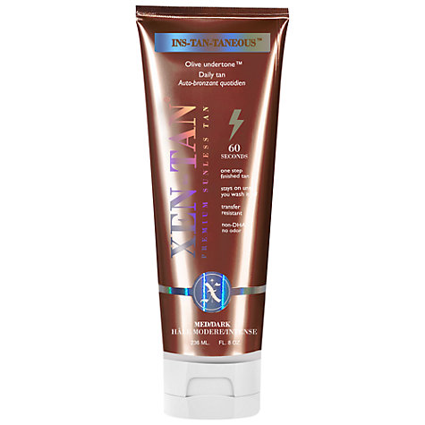 Buy Xen-Tan Ins-Tan-Taneous One Step Daily Tan, 236ml Online at johnlewis.com