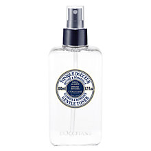 Buy L'Occitane Shea Gentle Toner, 200ml Online at johnlewis.com
