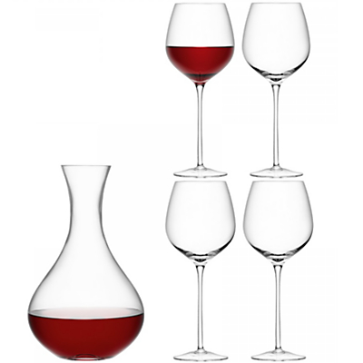 LSA International Bar Collection Red Wine Set