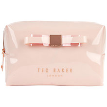 Buy Ted Baker Maisa Wash Bag Online at johnlewis.com
