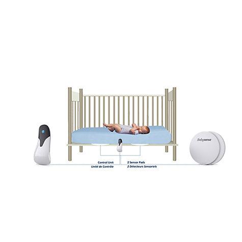 buy motorola mbp26 digital video monitor babysense pads john lewis. Black Bedroom Furniture Sets. Home Design Ideas
