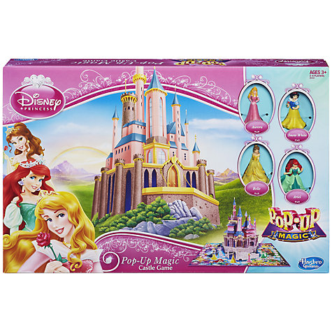Buy Disney Princess Pop Up Magic Castle Game Online at johnlewis.com