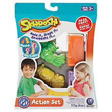 Buy Skwooshi Action Sculpting Set Online at johnlewis.com