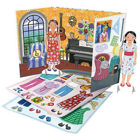 Collectible Paper Dolls