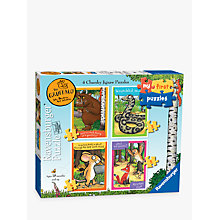 Buy Ravensburger Gruffalo Chunky Puzzles, Pack of 4 Online at johnlewis.com