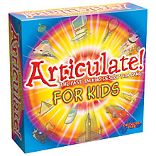 Buy Drumond Park Articulate! For Kids Online at johnlewis.com