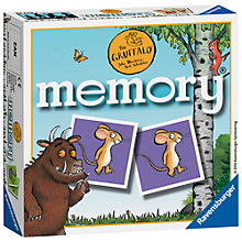 Buy Ravensburger Gruffalo Mini Memory Card Game Online at johnlewis.com