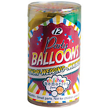 Buy House of Marbles Party Balloons, Pack of 12 Online at johnlewis.com