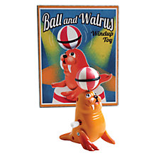 Buy Ball and Walrus Wind-Up Toy Online at johnlewis.com