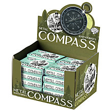 Buy House of Marbles Metal Compass Online at johnlewis.com