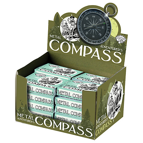 Buy Metal Compass Online at johnlewis.com
