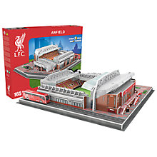 Buy Paul Lamond Games Liverpool Football Stadium Puzzle Online at johnlewis.com