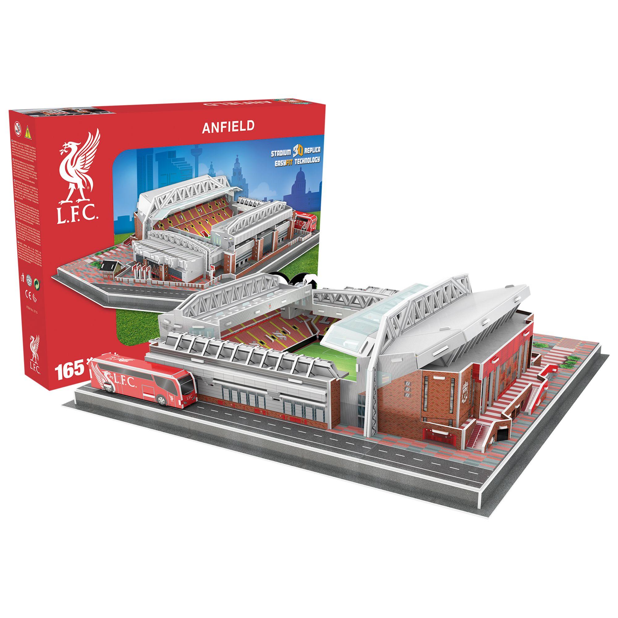 Liverpool Football Club Liverpool Football Club Stadium Puzzle