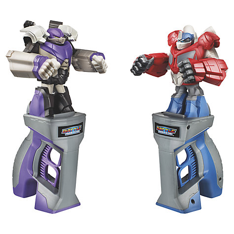 Buy Transformers Battlemasters Fight Night Battle Set Online at johnlewis.com